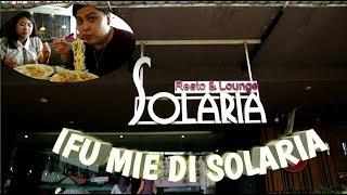 Makan Ifu Mie Di Solaria, Enak Gak Ya?