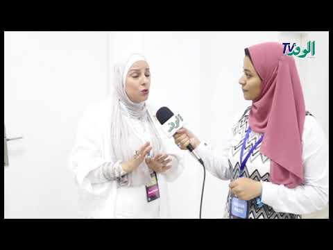 المذيعة دعاء فاروق: الحجاب لم يقف عائق في طريق نجاحي