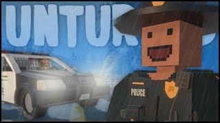 WASHINGTON POLICE RETURNS! (Unturned Cops Roleplay)
