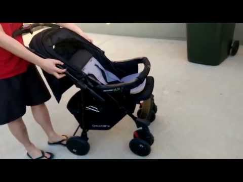 How To Close Baby Stroller Strollers 2017