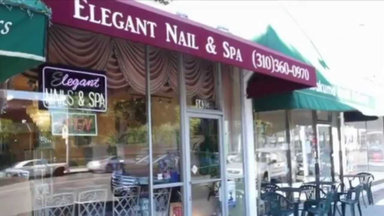 Elegant Nails Salon Beverly Hills