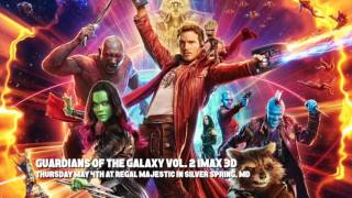 Guardians of the Galaxy Vol. 2 Audience Reaction (Audio Only)
