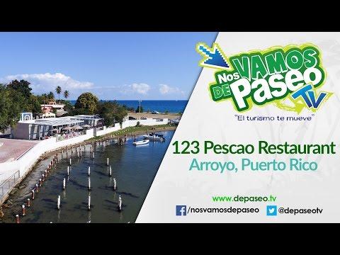 Restaurante 123 Pescao, Arroyo, Puerto Rico