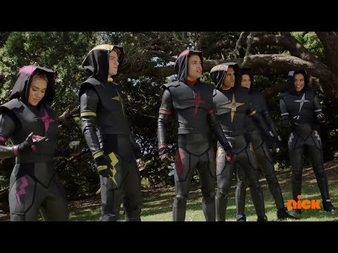 Power Rangers Super Ninja Steel - Return...