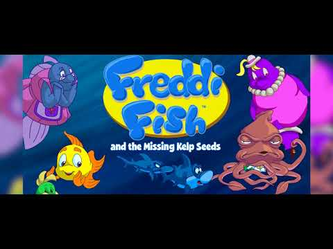 [Complete Soundtrack] Freddi Fish And The Case Of The Missing Kelp Seeds