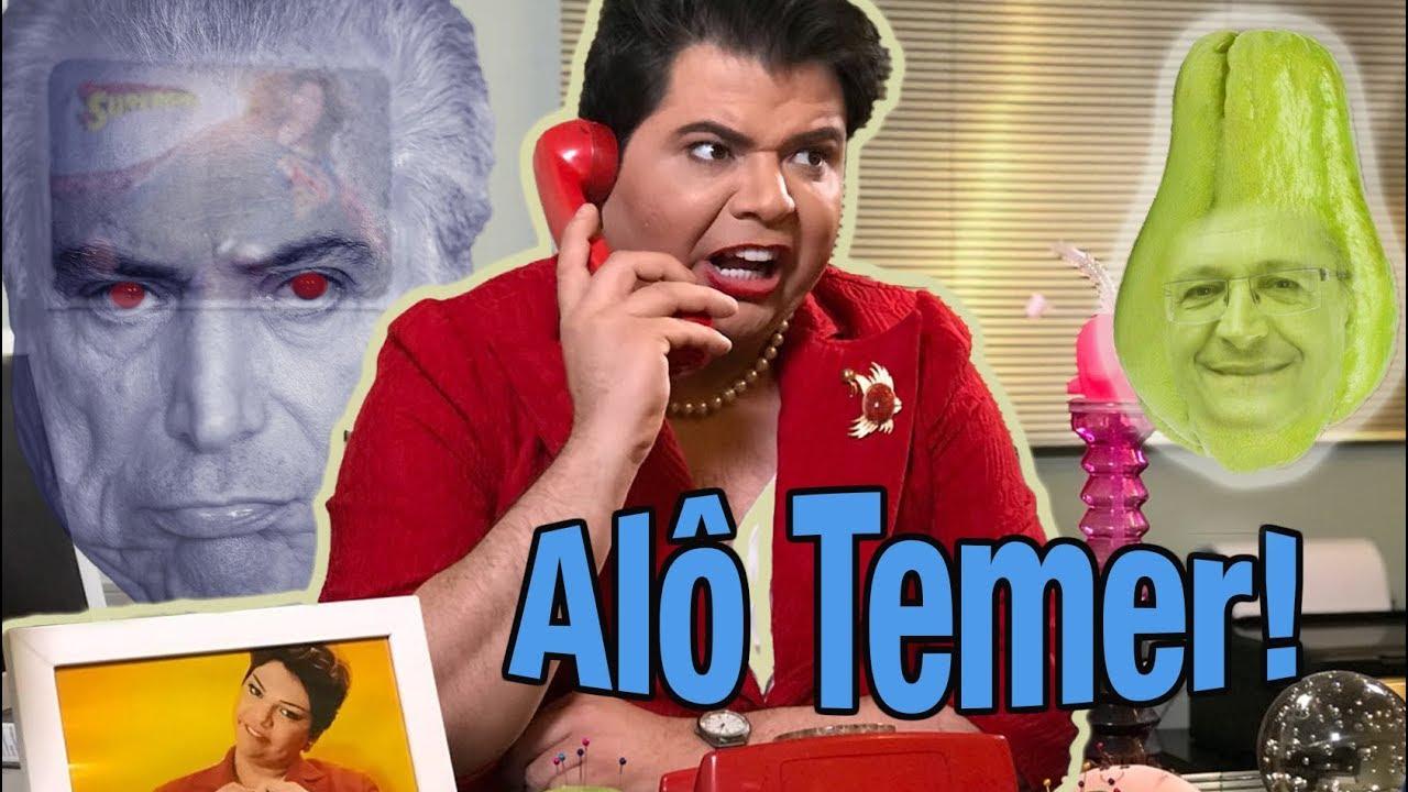 Ninguém liga pro Temer? Dilma liga.
