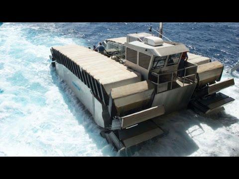 Military test new all-terrain vehicle
