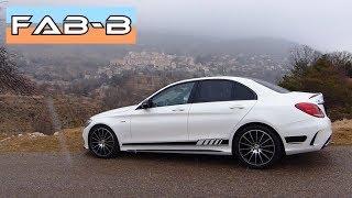 FAB-B et des passionnés #4 : Mercedes C450 AMG 464 chevaux !