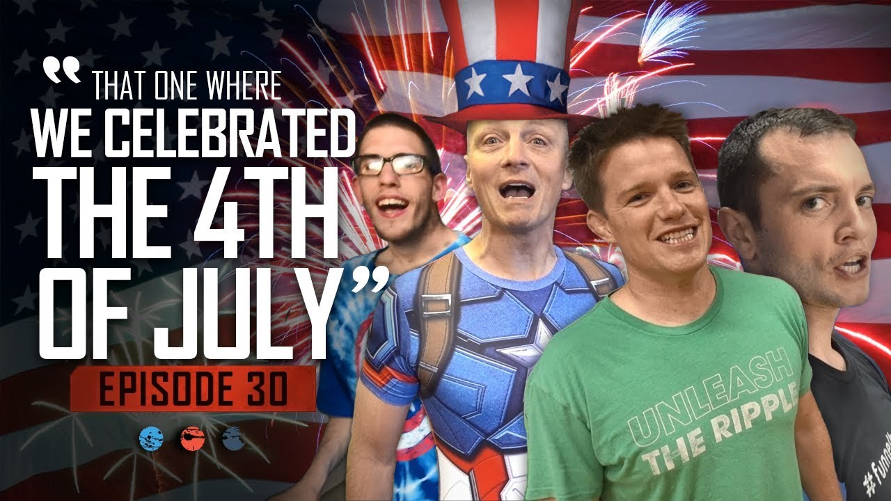 That one where we celebrated the 4th of July... Funnel Hacker TV Episode 30