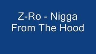 Play Nigga From the Hood