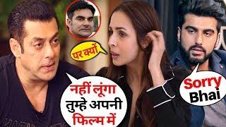 Salman Khan ने किया Malaika Arora को DABANGG 3 के गाने Munna Badnam से बाहर?