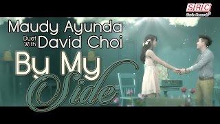 Maudy Ayunda duet with David Choi By My Side
