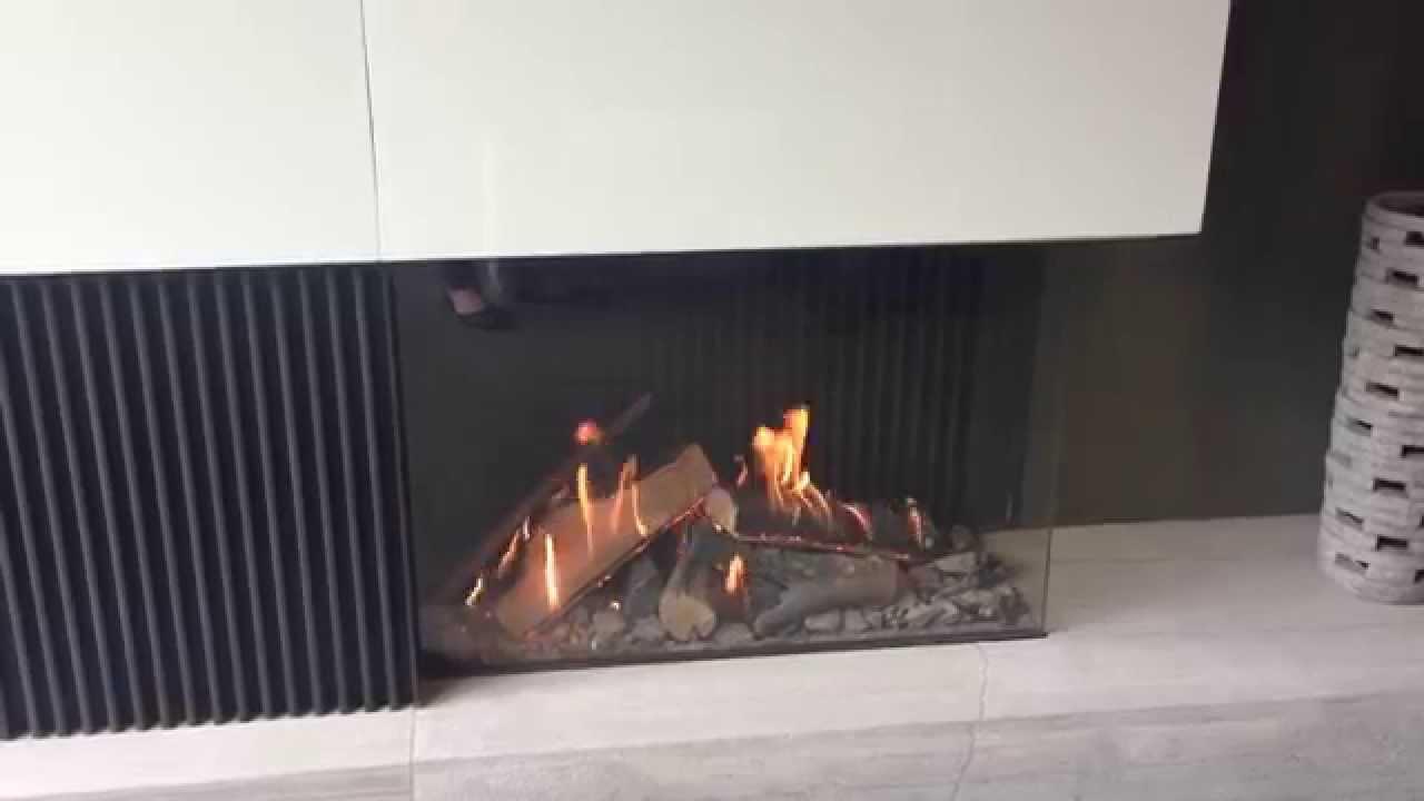kal fire eco prestige 110 55 balanced flue fire youtube