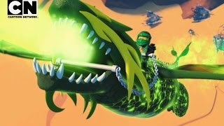 Ninjago | Floyd: Master of Dragons! | Cartoon Network