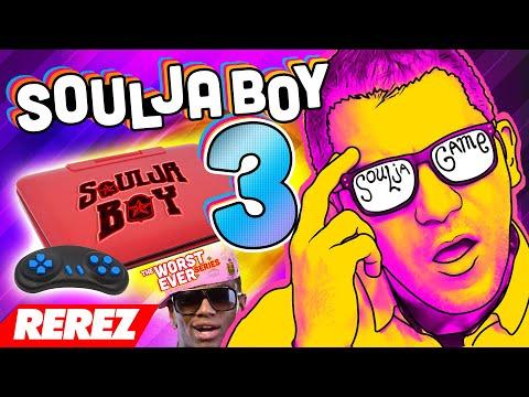 Worst Soulja Boy Consoles Ever 3! - Rerez