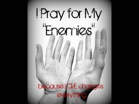 """Pray for your enemies"" September 18, 2016 Rev. Michael Todd"