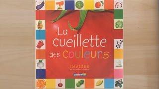 _*_ LA CUEILLETTE DES COULEURS - Histoire pour enfants