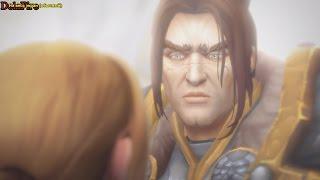 World of Warcraft: Legion - Андуин Ринн (Памятная Вещь, все квесты)