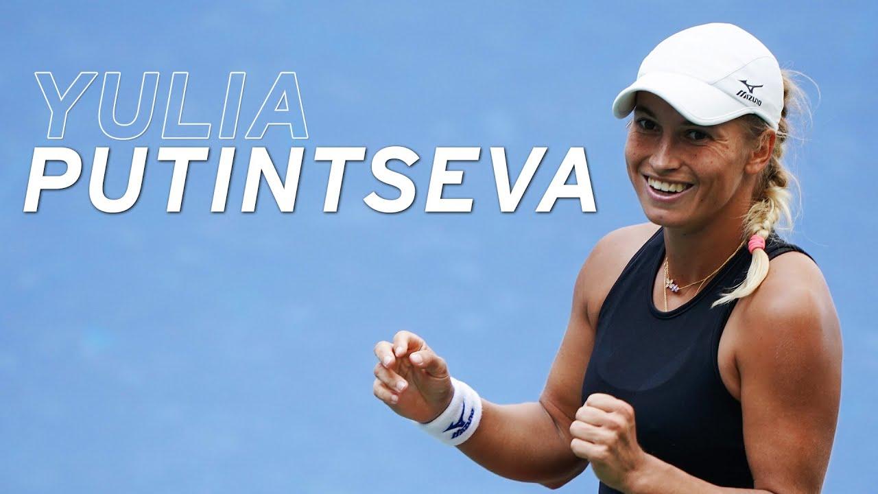 Yulia Putintseva   US Open 2020 In Review