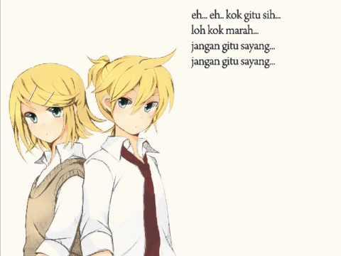Rin Len - Koq Gitu Sih (Dewiq, Indra Bekti)