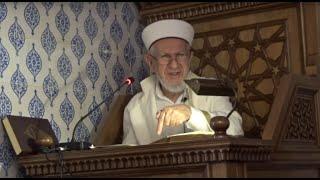 Hacı Bayram Sohbetleri (28.04.2018) Prof.Dr.M. Cevat AKŞİT Hocaefendi