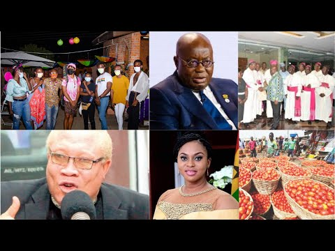 LGBT - G@ys & Le.sb.ians Open Office In Ghana | Market Situations in Ghana | What Is Your Opinion?