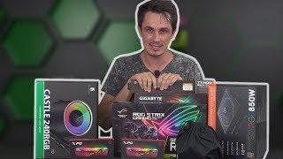 Montagem de um PC Gamer de R$20.000,00 - I9 9900k RTX 2080 Ti