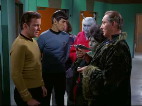 Star Trek  Whom Gods Destroy  Steve Ihnat, Yvonne Craig, William Shatner, Leonard Nimoy, Keye Luke