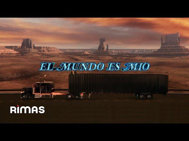 BAD BUNNY - EL MUNDO ES MÍO | EL ÚLTIMO TOUR DEL MUNDO [Visualizer]