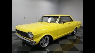 4203 CHA 1963 Chevy Nova Chevy II
