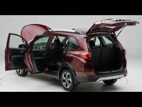 New Honda Brv interior firstlook review soon 2018 - YouTube