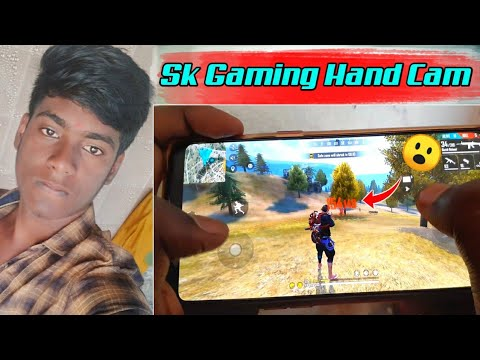 Sk Gaming Hand Cam Video In Free Fire || Hand Cam Headshot Live Reaction || Free Fire Tricks Tamil