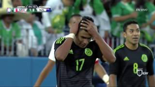 Mexico vs New Zealand All Goals & Highlights 10-8-2016