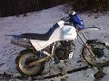 Honda Xl 600 by Peki