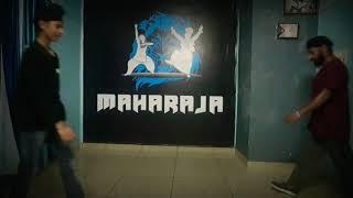 Trending nakhra//Amrit maan song//Bhanghra parfome//Maharaja academy