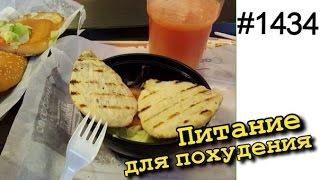 Правильное питание для похудения и жиросжигания вне дома. Блюда и продукты в кафе или столовой.