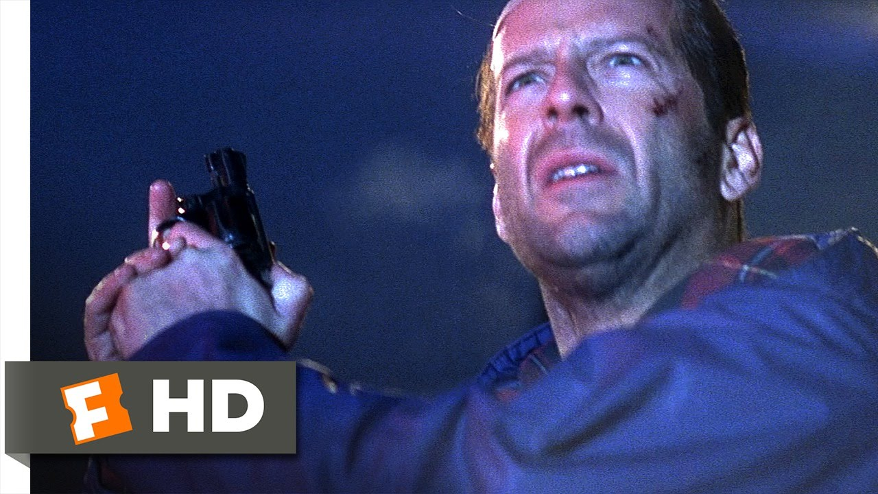 die hard with a vengeance bomb scene on meet
