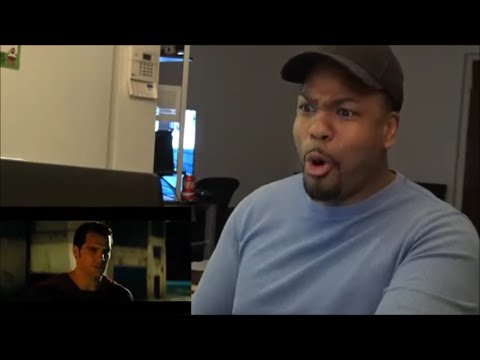 BATMAN V SUPERMAN: DAWN OF JUSTICE Movie Clip - Do You Bleed?  REACTION!!!