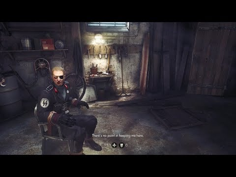 Wolfenstein The New Order - Chapter 2 All Collectible