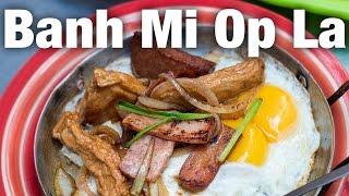 Vietnamese Food - The BEST Breakfast I Ate in Saigon (Bánh Mì Hòa Mã)