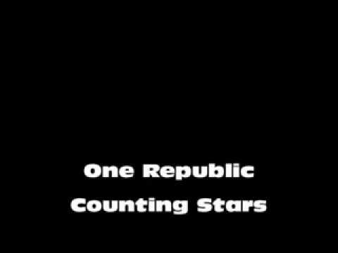 One Republic - Counting Stars inkl. Gratis Download