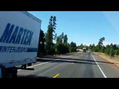 Un Recorrido por el Estado de Oregon, USA.