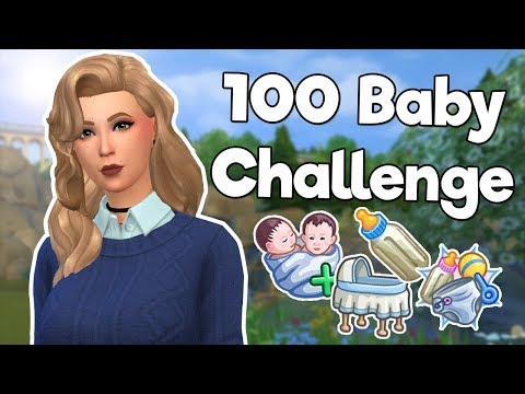 BRAND NEW ROOTS | Sims 4: 100 Baby Challenge #24