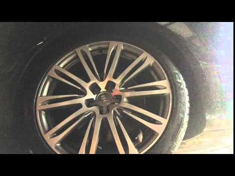 Audi A7 vibration noise