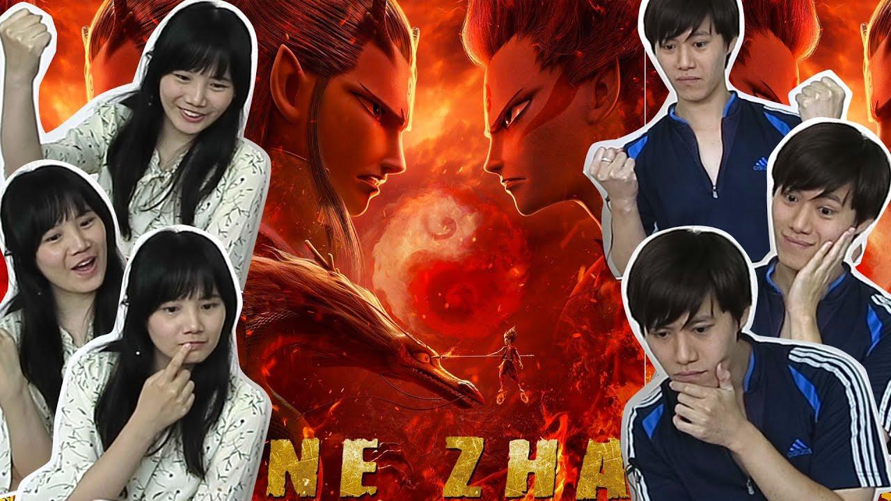Download Reaction - NEZHA   นาจา (2019) - Official Trailer 1&2   ซันฝ้าย (Sun&Fai)   เร้าใจมาก! [EN sub]