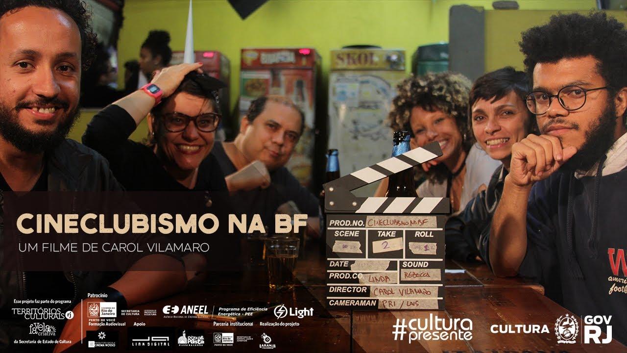 Cineclubismo: Cinema em movimento