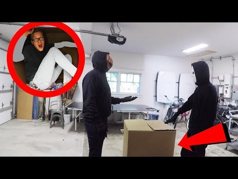 24 Hours Overnight inside a Secret Mystery Place!  (New Evidence of Code 10 Hypnotized)