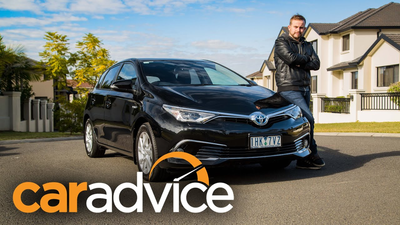 2016 Toyota Corolla Hybrid Review Caradvice