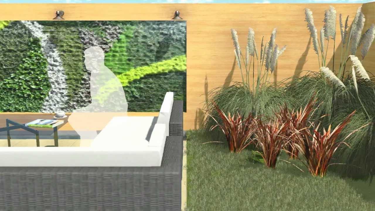 Proiectare gradini moderne - Inginer Peisagist Alexandru Pripis - YouTube