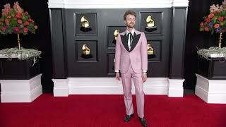 Finneas on the Red Carpet I 2021 Annual GRAMMY Awards